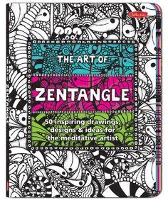 Art of Zentangle von Lara Williams http://www.amazon.de/dp/160058358X/ref=cm_sw_r_pi_dp_AVLBub09XC1ZY