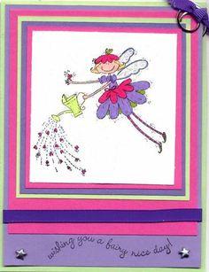 Fairy Nice Birthday (Candykane)