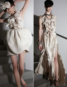 Lanvin wedding dress