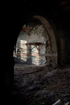 Inside Verden Psychiatric Hospital (pseudonym) - real location / name unknown.