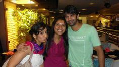 barmeen with a friend
