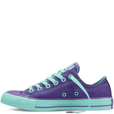 Chuck Taylor Color Pop. Getting a pair of these for lifting. The less arch, closer to the ground-ness they have, the better :)