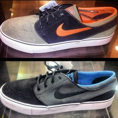 Nike SB Stefan Janoski (Fall 2013)   Preview #sneakers #kicks