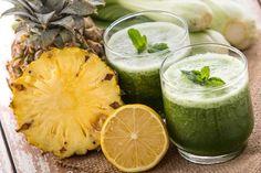5 sucos de couve detox para emagrecer