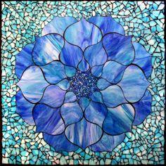 Kasia Mosaics - Stained Glass Mosaic Art, Process and Education by Kasia Polkowska ~ Alamosa, Colorado Mosaic Crafts, Mosaic Projects, Stained Glass Projects, Stained Glass Patterns, Mosaic Patterns, Mosaic Art, Mosaic Glass, Mosaic Ideas, Art Patterns