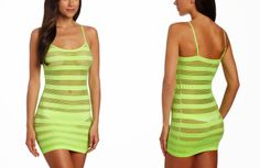 Green Colour Seven Til Midnight Women's Plus Size Riot Girl