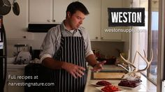 Wild Game Burger Trio - Bear, Venison, and Salmon