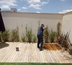 Deck, Outdoor Decor, Blog, Home Decor, Campinas, Gardening, Flats, Decoration Home, Room Decor