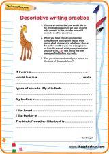 descriptive writing classroom display photo photo gallery  descriptive writing practice