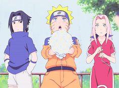 awww so cute team 7