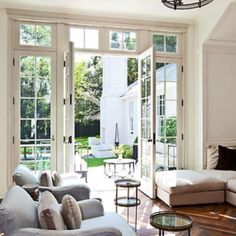 herringbone floors. windows. amazing backyard