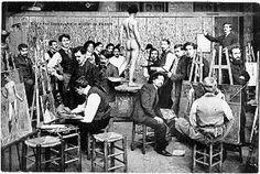 19th Century Academic Atelier