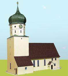 Kirche Neenstetten