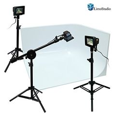 LimoStudio Photography Table Top Photo Studio Seamless Background with Tabletop Continuous LED Light Boom Stand Kit , AGG1466 LimoStudio http://www.amazon.com/dp/B00PX78S68/ref=cm_sw_r_pi_dp_TLeTub1ME8SF3