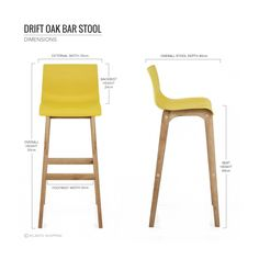tabouret de bar drift