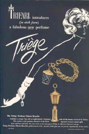 """""""Triege""""  Vogue 1958"""