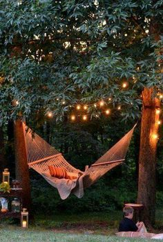 Beautiful backyard area as long as there are Citronella candles around.