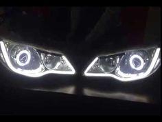 Honda Civic Projectors With Tubes