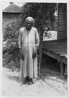 Unknown II. Portraits of Ex-Slaves 1930's