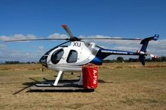 New Zealand Helicopter Livery