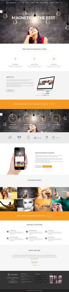 Magnetic - Creative Responsive Multi-Purpose Theme #web #design - http://themeforest.net/item/magnetic-creative-responsive-multipurpose-theme/full_screen_preview/7990954