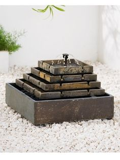 Shop Very for women's, men's and kids fashion plus furniture, homewares and electricals. Tabletop Water Fountain, Slate, Kids Fashion, Decorative Boxes, Backyard, Garden, Nature, Ivy, Design