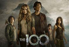 The 100 Season 2 Poster Wallpaper
