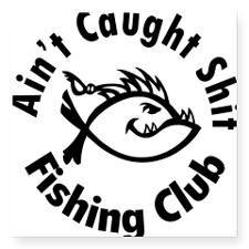 Ice Fishing Stickers