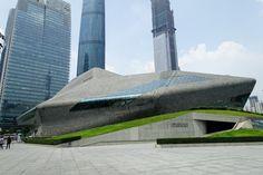 Guangzhou Opera House, Guangzhou