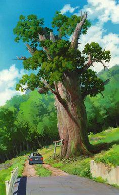 """ghibli-collector: """"Spirited Away In Pan Shots - Dir. Hayao Miyazaki (2001) """""""