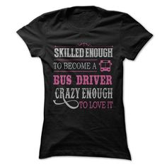 Awesome Bus Driver T Shirts, Hoodies. Check price ==► https://www.sunfrog.com/LifeStyle/Awesome-Bus-Driver-Shirt-50711758-Guys.html?41382 $22