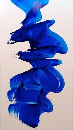 #wearblue #wbr2r Blue Paint