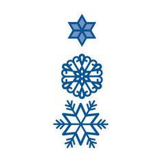 Marianne Design Creatables Die - Norwegian Ice Star - LR0124