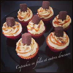 Cupcakes Twix