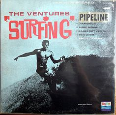 "Truly famous in the heyday of surfing music for hits like ""Pipeline"" and ""Walk, Don't Run,"" the Ventures' tunes seem to languish in obscurity because, unlike most of their peers, their works were instrumentals, hence no chorus to remind you what the song title is ... Flickr photo by dwhartwig, shared under Creative Commons license, details @ http://creativecommons.org/licenses/by/2.0/deed.en ."
