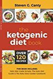 Free Kindle Book -   The ketogenic diet book: Three Manuscripts: The Keto Diet Made Simple, The Keto Diet Guide  & The Keto Slow Cooker Cookbook.
