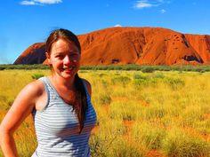 Megan Claire - An Australian Travel-a-holic   RLTgo.com Vagabonds  
