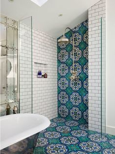 Metro tiles and Moroccan tiles. Visit houseandleisure.co.za for more