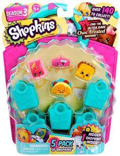 Shopkins, Season 3, 5-Pack