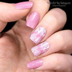 Nail Art by Belegwen: Glam Polish The More You Ruv Someone