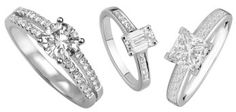 Engagement Rings from Diamond Heaven