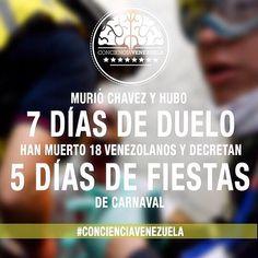 "Indignados Venezuela @indignadosvene2  28 min Espero que quede claro. Mañana a la calle. #5M  pic.twitter.com/MHPJVjLdeK"" (04-03-2014)"