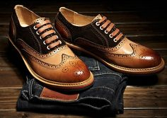 Genuine-full-grain-leather-men-business-boots-luxury-carved-wedding-party-flats-font-b-English-b.jpg (748×531)