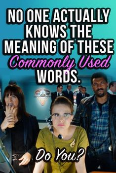 Do you know the meaning of these commonly used words? Take this fun but challenging quiz to find out! Jeopardy Questions, Fun Trivia Questions, 100 Questions, Iq Quizzes, Playbuzz Quizzes, Fun Movie Facts, Fun Facts, Language Quiz, English Language