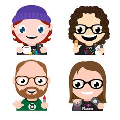 Find the kawaii inside of you. Custom avatars only $20. Such much cute for so little dough!