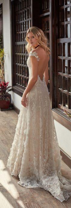 Galia Lahav Couture Bridal Bryony Wedding Dress