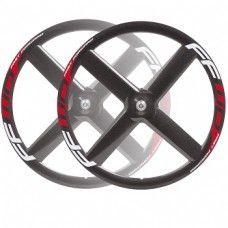 Fast Forward Four-T 4 Spoke Track Wheelset - www.store-bike.com