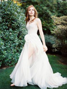 Classic elegant wedding ideas ~ Erich McVey & Joy De Vivre