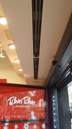 Commercial Entrances Recessed Air Curtains | Commercial Entrances ...