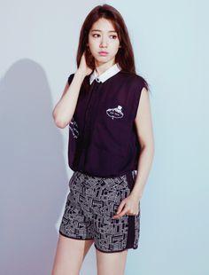 Park Shin Hye for MINDBRIDGE
